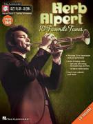 Jazz Play-Along volume 164: Herb Alpert (book/CD)