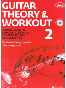 Guitar Theory & Workout 2 (book/CD)