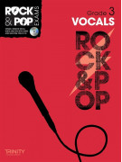 Rock & Pop Exams: Vocals Grade 3 (book/CD)