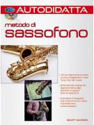 Metodo di sassofono autodidatta (libro/CD)