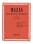 Studi melodici e ritmici per violino