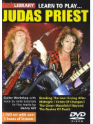 Lick Library: Learn To Play Judas Priest (3 DVD)