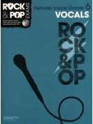 Rock & Pop Exams: Vocals Grade 6 (book/CD)