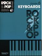 Rock & Pop Exams: Keyboards Grade 6 (book/CD)
