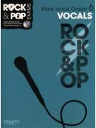 Rock & Pop Exams: Male Vocals Grade 6 (book/CD)