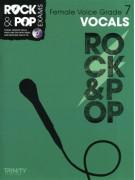 Rock & Pop Exams: Female Vocals Grade 7 (book/CD)