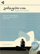 The Justinguitar.com Beginner's Guitar Course (Book/2 cd)