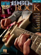 1060s Rock: Guitar Play-Along Volume 128 (book/CD)