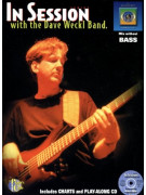 In Session With the Dave Weckl Band (book/CD without Bass)