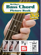 Bass Chord Picture Book (Book/DVD)