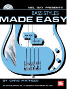 Bass Styles Made Easy (Book/CD)
