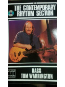 The Contemporary Rhythm Section Bass (book/CD)