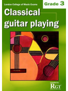 RGT - Classical Guitar Playing - Grade 3