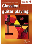 RGT - Classical Guitar Playing - Grade 4