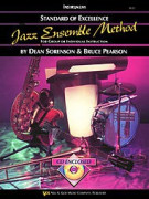 Standard of Excellence - Jazz Ensemble Method Director Score (book/CD)