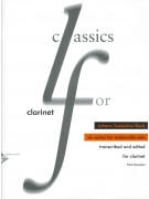 6 Suites for Violoncello Solo For Clarinet