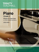 Trinity Guildhall: Piano Grade 2 - Pieces And Exercises 2012-2014