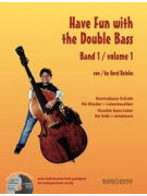 Have Fun with the Double Bass Band 1 (book/CD)