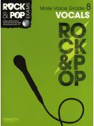 Rock & Pop Exams: Male Vocals Grade 8 (book/CD)