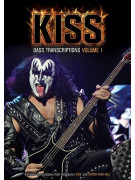 Kiss - Bass Transcriptions Volume 1