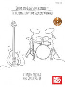Drum and Bass Synchronicity - The Ultimate Rhythm Section Workout (book/CD)