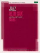 ABRSM Jazz: Alto Sax Level/Grade 1 (CD play-along)