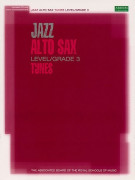 ABRSM Jazz: Alto Sax Level/Grade 3 (CD play-along)