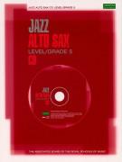 ABRSM Jazz: Alto Sax Level/Grade 5 (CD play-along)