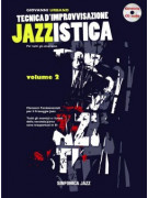 Tecnica d'improvvisazione jazzistica 2 (libro/CD)