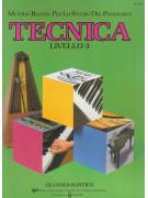 Metodo per lo studio del pianoforte : Tecnica - Livello 3