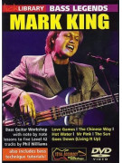Lick Library: Bass Legends - Mark King (DVD)