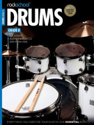 Rockschool Drums: Grade 8 - 2012-2018 (Book/CD)