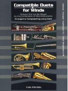 Compatible Duets For Winds - Trombone/Euphonium B.C./Bassoon