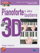 Pianoforte e altre Tastiere in 3D (libro/CD/DVD)