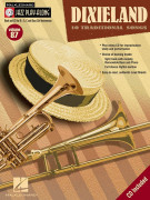 Jazz Play-Along Volume 87: Dixieland (book/CD)