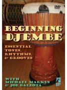 Michael Markus/Joe Galeota: Beginning Djembe (DVD)