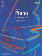 ABRSM: Selected Piano Exam Pieces: 2009-2010 (Grade 2) (book/CD)
