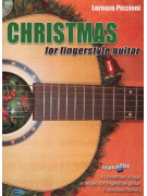 Christmas for Fingerstyle Guitar (libro/CD)
