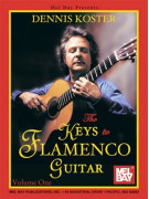 The Keys to Flamenco Guitar Volume 1 (Book/CD)