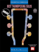 Fingerstyle Curriculum: Best Thumbpicking Solos (book/CD )
