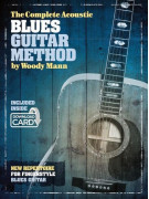 The Complete Acoustic Blues Guitar Method (book/Download Card)
