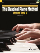 The Classical Piano Method: Method Book 2 (book/CD)