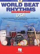 World Beat Rhythms: Beyond The Drum Circle: USA (book/CD)