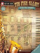 Jazz Play-Along Volume 174: Tin Pan Alley (book/CD)