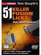 51 Killer Fusion Licks (2 DVD)