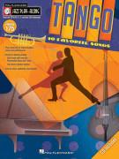 Jazz Play-Along Volume 175: Tango (book/CD)