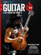 Rockschool: Hot Rock Guitar - Grade 5 (Book/Download Card)