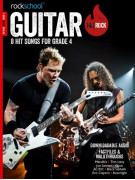 Rockschool: Hot Rock Guitar - Grade 4 (Book/Download Card)