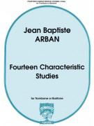 14 Characteristic Studies - Trombone