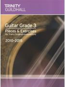 Trinity College London: Guitar Grade 3 - Pieces & Exercises 2010-2015